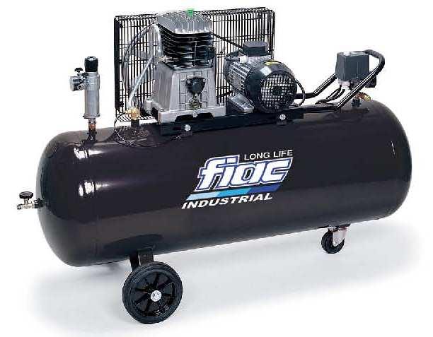 FIAC AB 200-3F Long Life INDUSTRIAL
