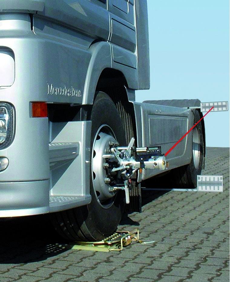 WMS Truckline TL 10