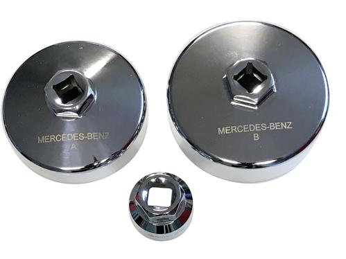 Sada olejových klíčů Mercedes